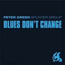 Peter Splinter Group Green - Blues Don't Change [CD]