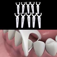 30 Stücke Sticks Gesundheit Zahn Clean Picks Zahnseide Flosser Zahnstocher TC