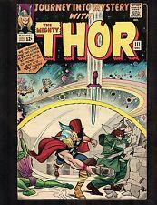Journey into Mystery #111 ~ 1964 / Thor vs Loki ~ (4.0) Wh