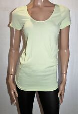 VIGORELLA Brand Light Green Bodywear Short Sleeve Top Free Size LIKE NEW #SJ20