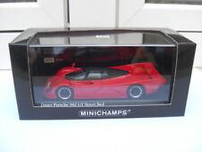 Dauer Porsche 962 GT Street Minichamps World Special MIB 1:43 911 959 MEGA RARE
