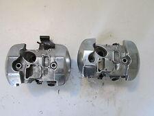 2002 Honda Shadow Ace Engine Motor Cylinder Heads Top End Engine Motor K