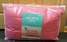 New in Bag Pillowfort Pink Pom Pom Comforter & 2 Shams Bed Set Full/Queen
