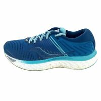 Saucony Womens Triumph 17 S10546-25 Blue Running Shoes Lace Up Low Top Size 6