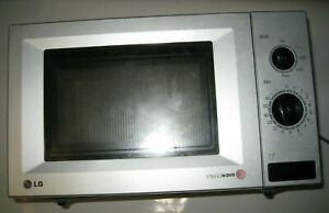 Mikrowelle LG intellowave MS-192VUTT, unterbaufähig
