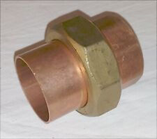 1-1/2 Copper Swet Union
