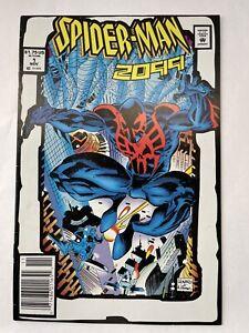 Spider-Man 2099 #1 - ToyBiz Exclusive 2nd Print White Cover Variant