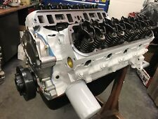 347 Ford Long block,Engine Cradle,With oil Pan & TC, Ford  GT-40 P heads