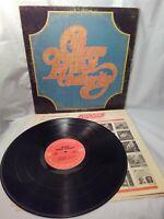 Two Chicago Transit Authority & Chicago Record Album Vinyl LP 1973 CS9809 CS9836