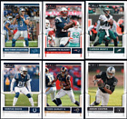 2017 Panini Score Football - Base Set Cards - Choose From Card #'s 1-220