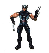 Marvel Legends Comic Super Hero X Force Wolverine Gray Suit Action Figure Loose