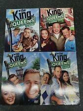 The King of Queens - Seasons 1 ,2, 3, 4  (DVD, 3-Disc Box Set) (