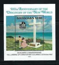 Bahamas 1992 Sc#753  Discovery of America-Monument to Columbus' Landing  MNH $6