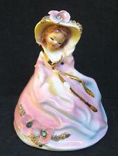 Vintage Josef Figurine, Lady in Hat, Cleo, #241