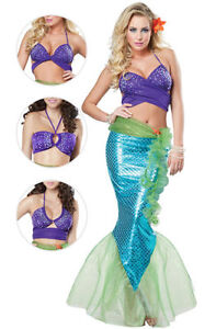 Womens Mythical Mermaid Costume