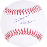 Nolan Arenado Colorado Rockies Signed Baseball - Fanatics