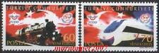 TURKEY 2006, 150TH ANNIVERSARY OF TURKISH RAILWAYS ( TRAIN ) MNH
