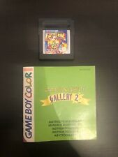 Game Boy Colour Game and Watch Gallery 2 Nintendo Game