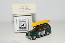DURHAM SUBSCRIBERS 1998 FORD TOUR BUS 1939 ALGONQUIN TOURS MINT BOXED RARE
