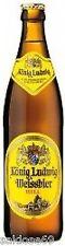20 bottiglie di re Ludwig Weissbier chiaro a 0,5l Inc. pegno