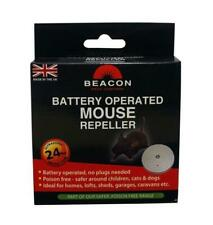 More details for rentokil beacon battery operated mouse repeller