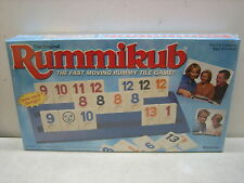 VINTAGE 1997 PRESSMAN RUMMIKUB TILE GAME NEW STILL FACTORY SEALED