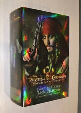 Hot toys MMS57 Pirates of the Caribbean Cannibal King Jack Sparrow New Saled