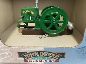 1/20 John Deere Waterloo Boy hit miss engine type H SpecCast diecast metal toy