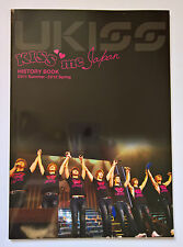U-KISS KissMe Kiss Me Japan Fanclub Official Magazine History Book  2011-2012