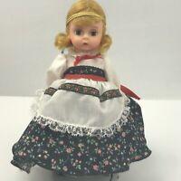 Madame Alexander Doll 8 Inch Norway East Of The Sun Lassi 11102 Original Box