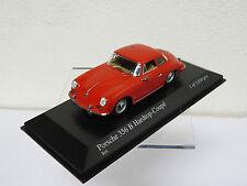 Porsche 356 B Hardtop-Coupé 1961 Red Minichamps 400064320 1/43
