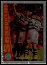 Futera Celtic Fans' Selection 1997-1998 (Chrome) Berwick Rangers 0-Celtic 7 #47