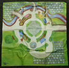 Madeline La Petite Paris City Scene Park Playmat Square Vinyl
