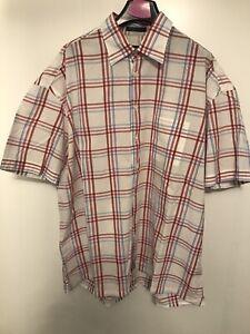 "Gant Short Sleeved Shirt Size XXXL Chest 54"""