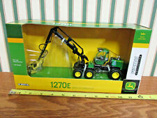 John Deere 1270E Log Harvester Prestige Edition By Ertl 1/50th Scale