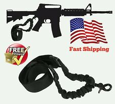AR-15 223,556, Rifle Single One Point Tactical Adjustable Gun Sling