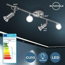 LED Plafonnier Spots Plafond Lampe de Plafond Salon Chambre à Coucher Bureau