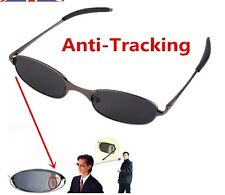 Clear Anti-tracking Glasses Sunglasses Rearview View Behind Mirror Wholesale New