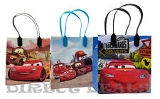 36 pcs Disney Cars Party Favors Gift Toy Bags Birthday Candy Treat Loot Bag Sack