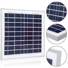 ACOPOWER 15 Watt ACOPOWER Poly Solar Panel, RVs Boat,Grade A Cells, 15W Silver
