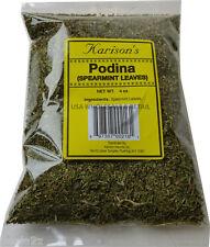 4oz Spearmint Podina Dry Mint Leaves Indian Cuisine Spice Tea Food  USA SELLER