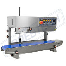 Continuous Band Sealer Date Ink Printer Stainless Steel Jorestech Cbs 800i