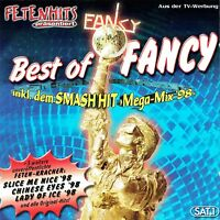 (CD) Fancy -Best Of - Flames Of Love, Latin Fire, China Blue, Bolero,Lady Of Ice
