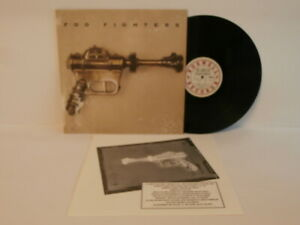 90s Rock Nirvana FOO FIGHTERS same Rare Original 1995 UK Vinyl LP + Inner OMG!