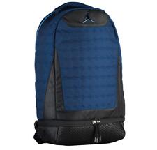 8ddb577798f NEW Jordan Retro 13 Backpack Bag Color: Black/Blue