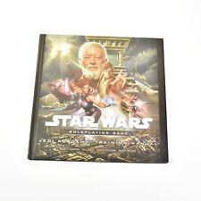 STAR WARS RPG Roleplaying game Jedi academy training manual guide Book Saga