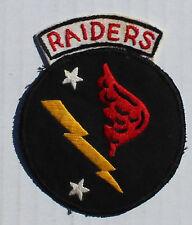 US Advisory Team 70 tiempos de guerra, Parche de reacción especial Task Force