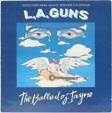 The Ballad Of Jayne  L.A. Guns Vinyl Record