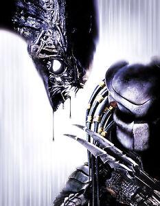 Alien Vs Predator A4 260 GSM POSTER PRINT