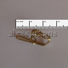 Metal Hooks #912 for curtain heading tape, 10000 hooks